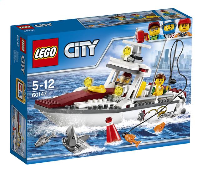 image pour lego city 60147 le bateau de pche partir de dreamland