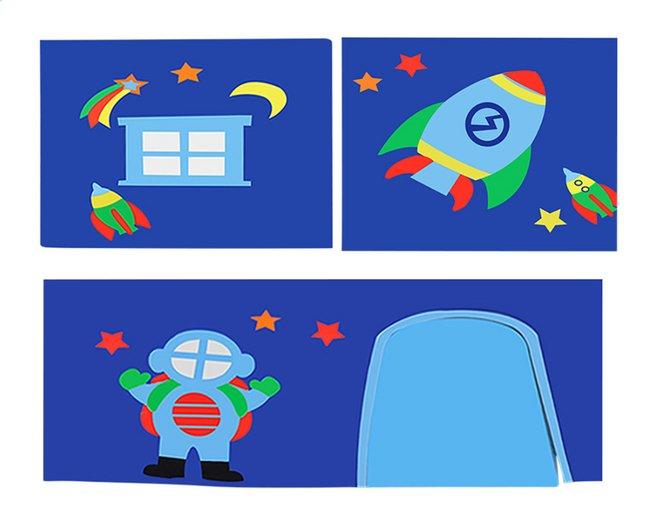 Vipack rideau de jeu Astronaute pour lit mi-hauteur Pino