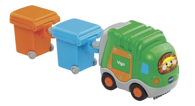 Afbeelding van VTech Toet Toet Auto's Vigo vuilniswagen from DreamLand