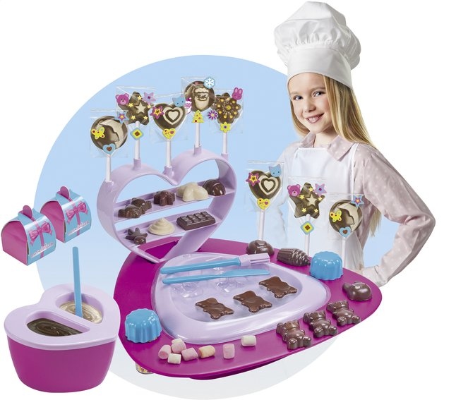 Afbeelding van Lansay Mini délices Atelier Chocolat 3-in-1 from DreamLand