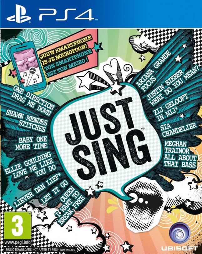 Image pour PS4 Just Sing FR/ANG à partir de DreamLand