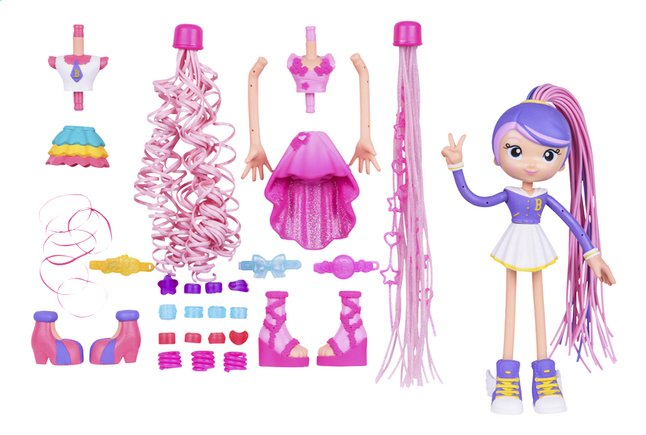 Afbeelding van Betty Spaghetty speelset Deluxe School Fashion Betty from DreamLand