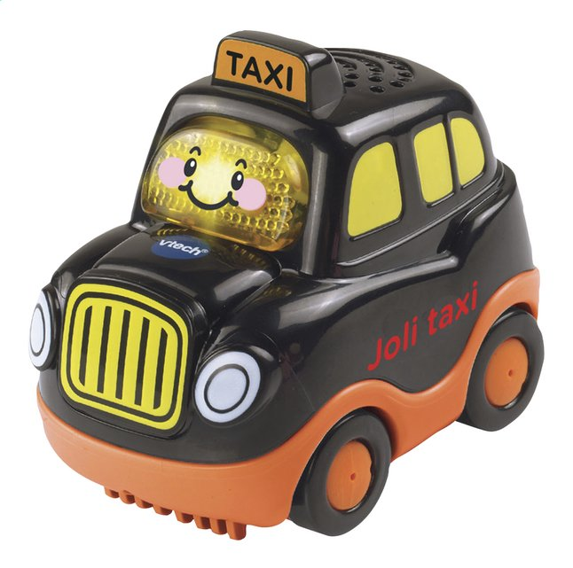 Afbeelding van VTech Tut Tut Bolides Charly joli taxi FR from DreamLand
