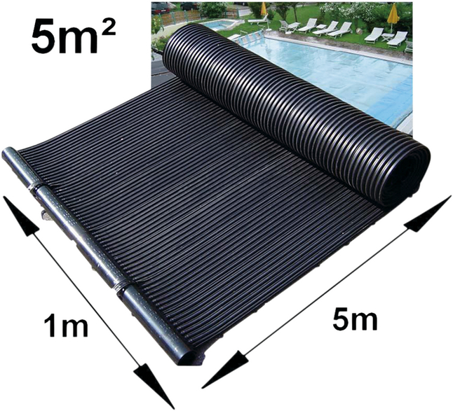 Afbeelding van Set zonnecollectoren Pool Solar 5 m2 from DreamLand