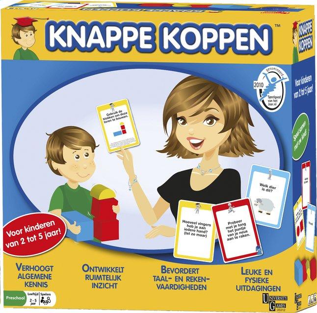 Afbeelding van Knappe Koppen from DreamLand