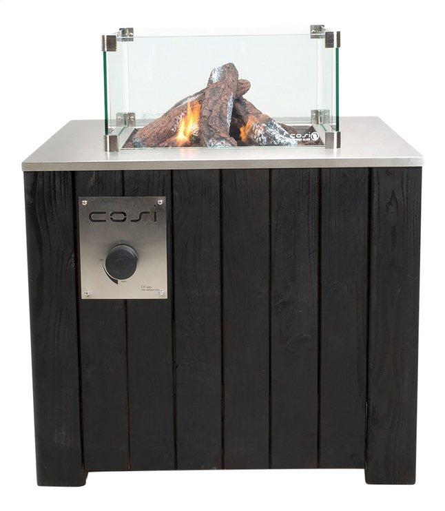 Image pour Cosi chauffage de terrasse au gaz Cosicube 70 noir à partir de DreamLand