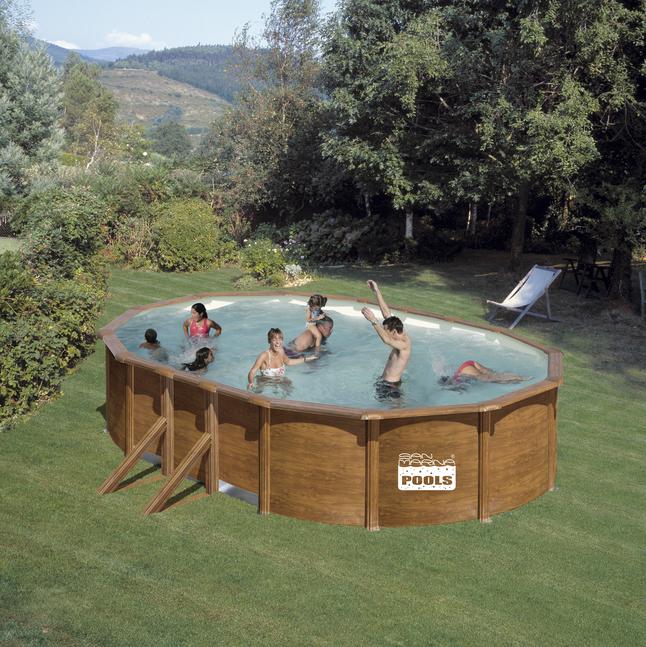 Image pour Gre piscine San Marina Pacific 6,10 x 3,75 m à partir de DreamLand