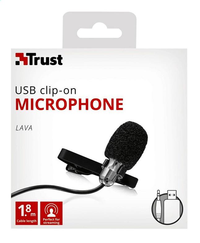 Afbeelding van Trust microfoon Clip-on from DreamLand