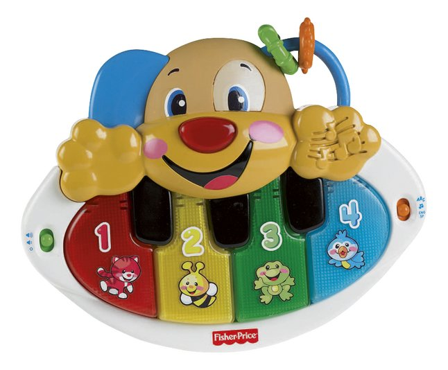 Image pour Fisher-Price Piano Love 'n Learn Puppy à partir de DreamLand