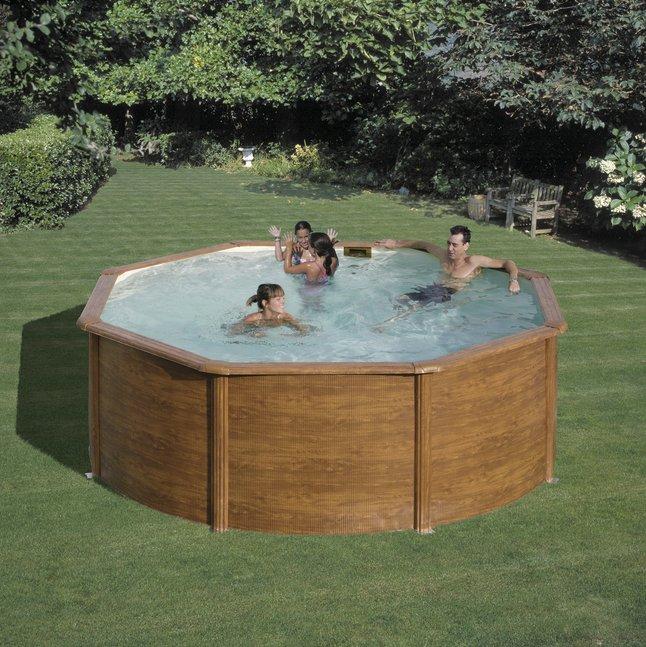Image pour Gre piscine San Marin Pacific diamètre 4,60 m à partir de DreamLand