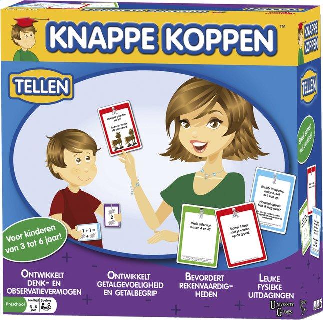 Image pour Knappe koppen: Tellen NL à partir de DreamLand