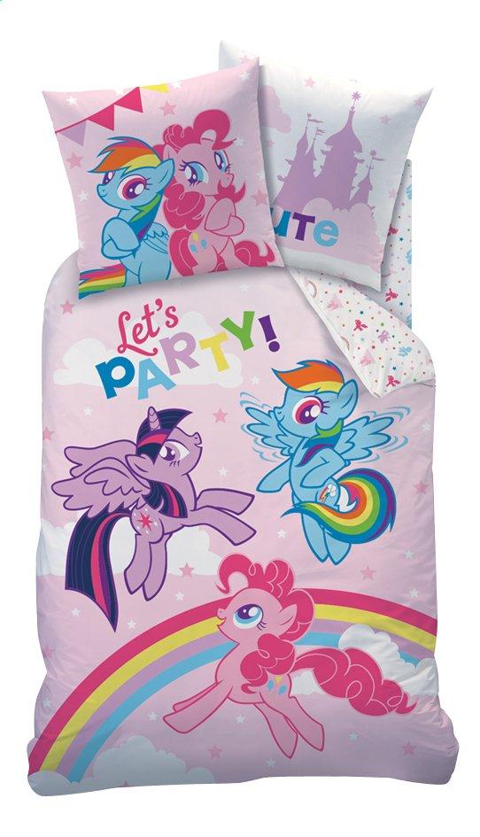 Housse de couette mon petit poney funny times flanelle 140 - Housse de couette petit prince ...