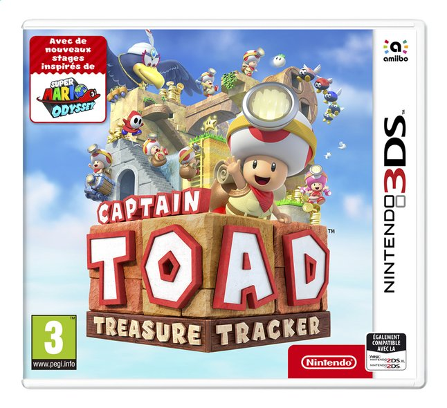 Image pour 3DS Captain Toad  Treasure Tracker FR à partir de DreamLand