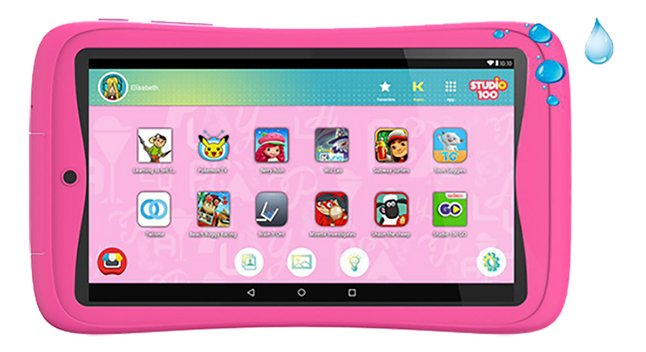 "Kurio tablet Connect 7″"" 16 GB Studio 100 roze"