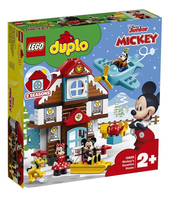Image pour LEGO DUPLO 10889 La maison de vacances de Mickey à partir de DreamLand