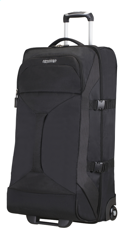 Afbeelding van American Tourister Reistas op wieltjes Road Quest Upright solid black from DreamLand