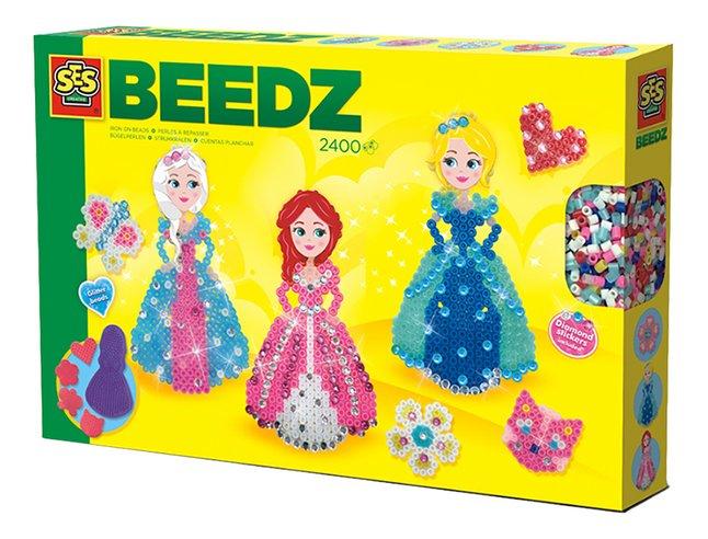 Afbeelding van SES strijkparels Beedz Prinsessen met diamanten from DreamLand