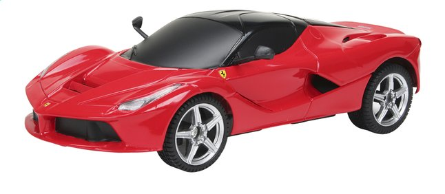 Afbeelding van New Bright auto RC Ferrari LaFerrari Showcase from DreamLand
