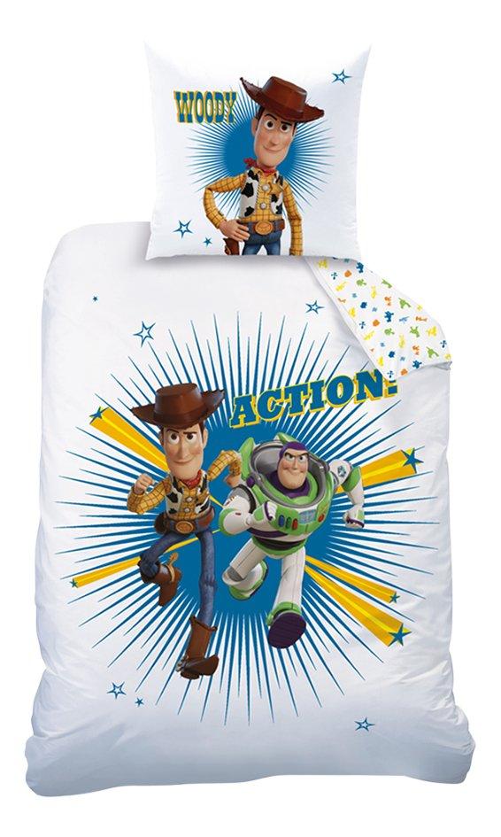 Afbeelding van Dekbedovertrek Toy Story Action katoen 140 x 200 cm from DreamLand