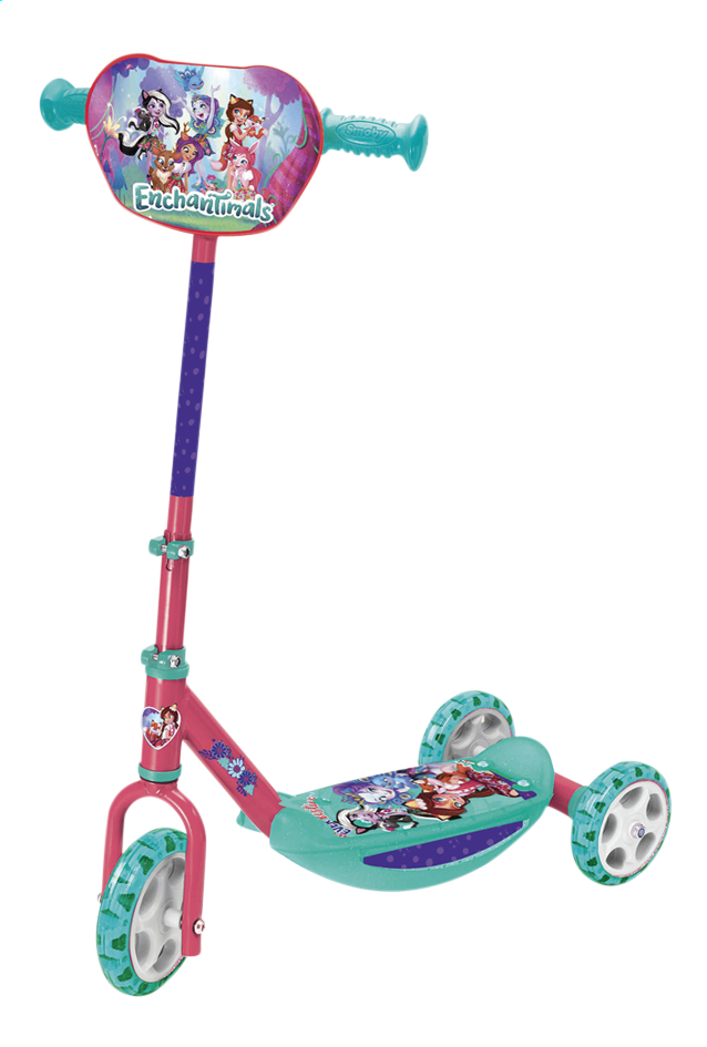 Afbeelding van Smoby step Enchantimals My First Scooter from DreamLand