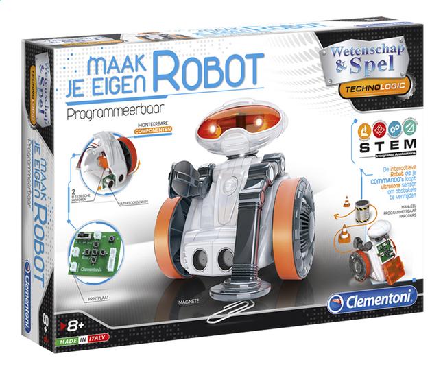Afbeelding van Clementoni Wetenschap & Spel Maak je eigen robot from DreamLand