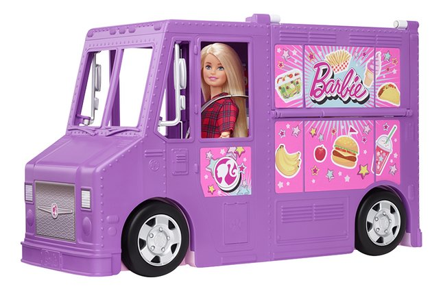 Barbie: Fresh 'N' Food Truck