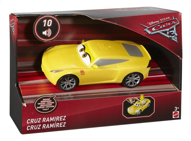 voiture disney cars 3 1 24 cruz ramirez dreamland. Black Bedroom Furniture Sets. Home Design Ideas