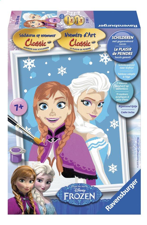 Afbeelding van Ravensburger Schilderen op nummer Disney Frozen from DreamLand