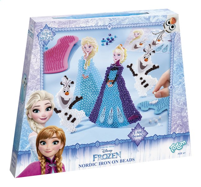 Afbeelding van Totum Strijkparels Disney Frozen Nordic Iron on Beads from DreamLand