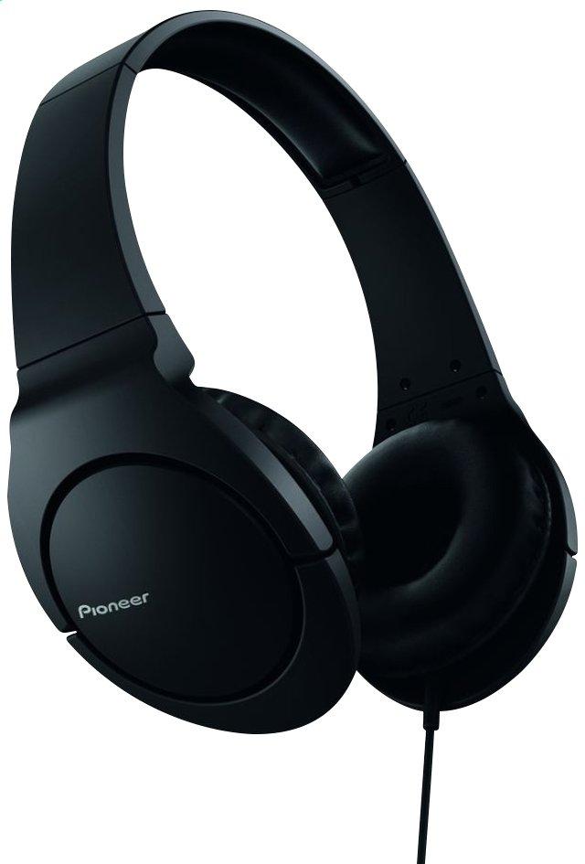 Image pour Pioneer casque SE-MJ741 noir à partir de DreamLand