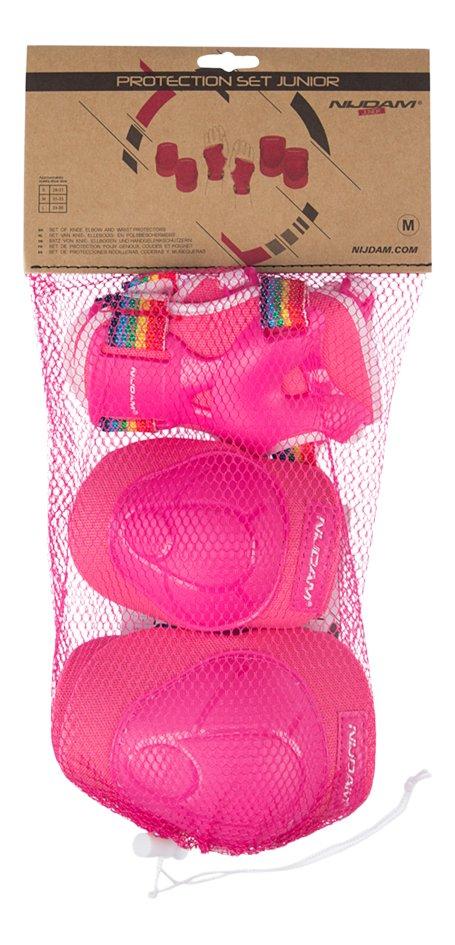 Afbeelding van Nijdam beschermset voor kinderen 3D Rainbow M from DreamLand