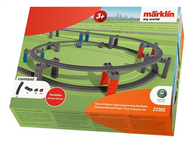 Image pour Märklin My World set de rails extension voie aérienne à partir de DreamLand