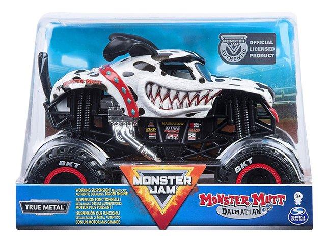 Spin Master Monster Truck Monster Jam Mutt Dalmatian