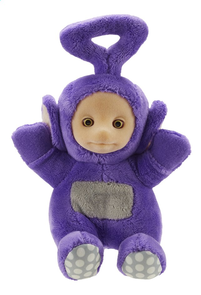 Afbeelding van Pluche Teletubbies Tinky Winky 15 cm from DreamLand