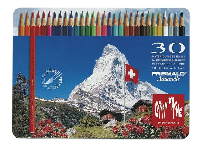 Image pour Caran d'Ache crayon de couleur Prismalo - 30 pièces à partir de DreamLand
