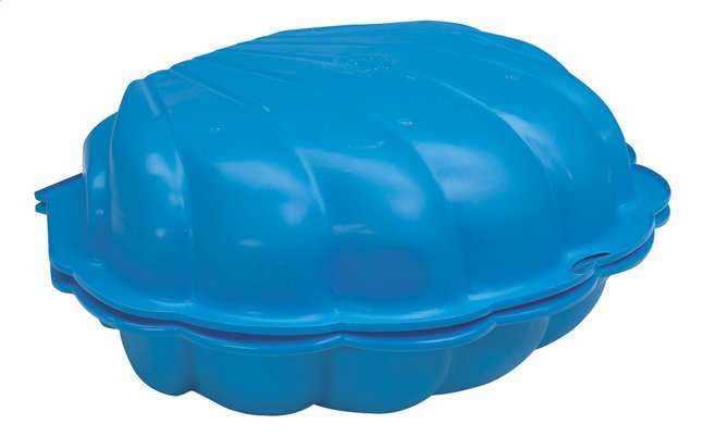 Paradiso bac sable coquillage bleu dreamland for Piscine coquillage