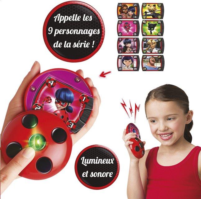Afbeelding van Miraculous Le poudrier magique de Ladybug FR from DreamLand