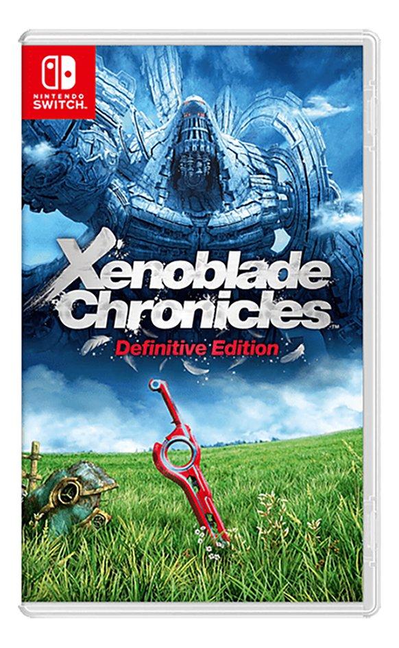 Nintendo Switch Xenoblade Chronicles Definitive Edition ENG