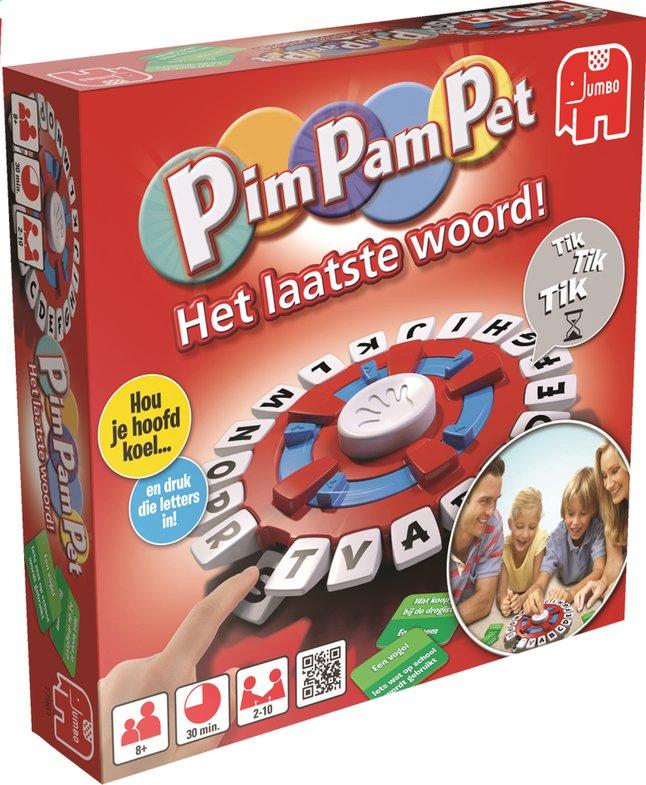 Afbeelding van Pim Pam Pet Het laatste woord from DreamLand