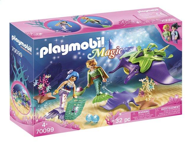 Image pour PLAYMOBIL Magic 70099 Chercheurs de perles et raies à partir de DreamLand