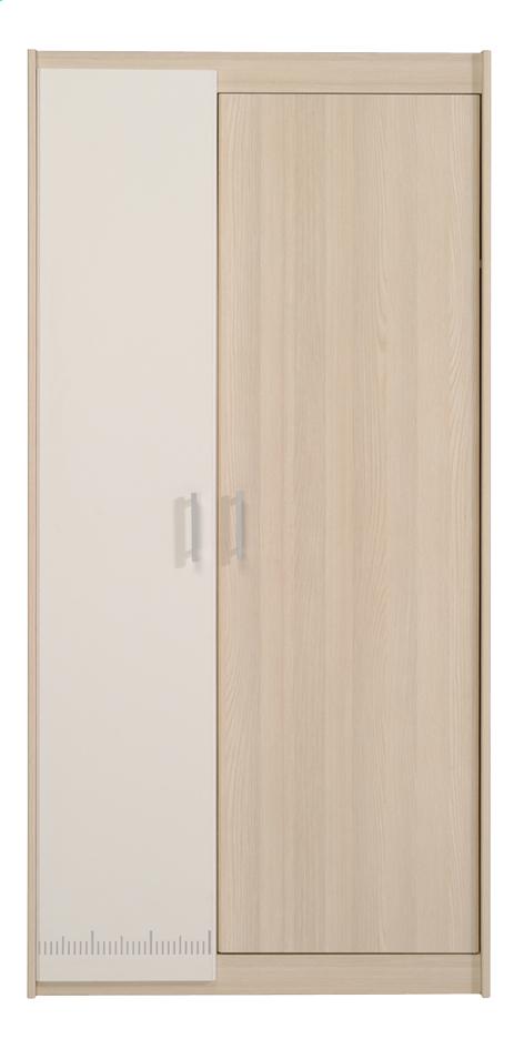 Afbeelding van Kleerkast Maxime met 2 deuren from DreamLand