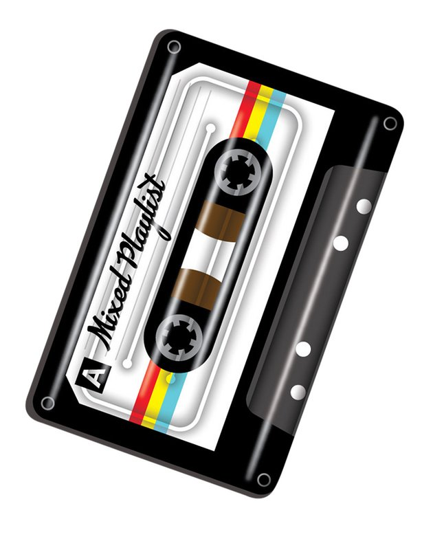 Afbeelding van Luchtmatras voor 1 persoon Audio tape from DreamLand