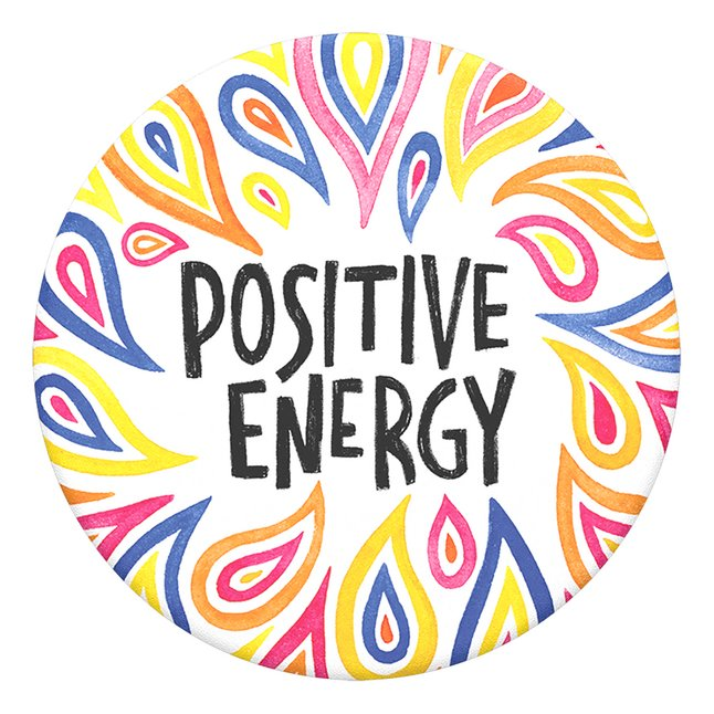 Afbeelding van PopSockets Phone grip Positive Energy from DreamLand