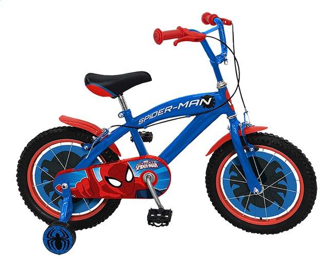 Image pour Vélo pour enfants Spider-Man bleu 16