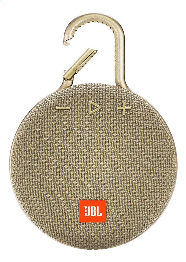 Afbeelding van JBL bluetooth luidspreker Clip 3 zand from DreamLand