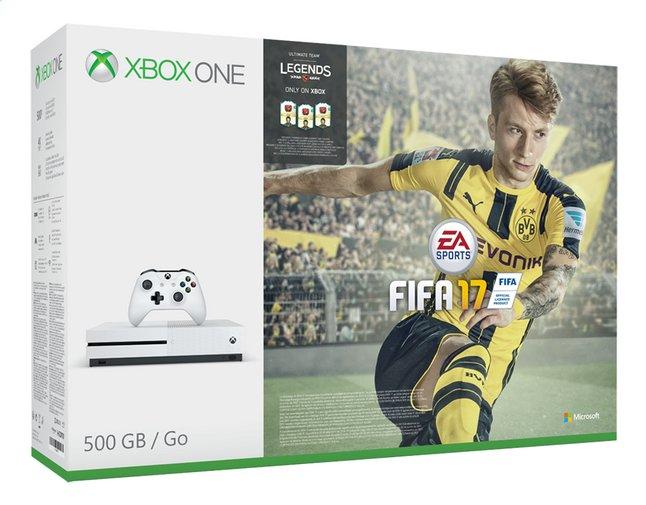 Image pour XBOX One S 500 Go + Fifa 17 + 1 manette à partir de DreamLand