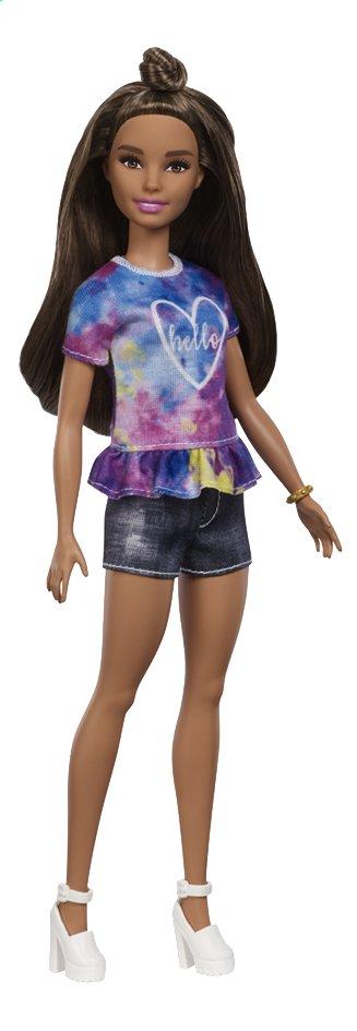 Barbie poupée mannequin  Fashionistas Petite 112 - Tie Dye Dreamer