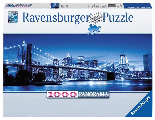 Image pour Ravensburger puzzle New York illuminé à partir de DreamLand