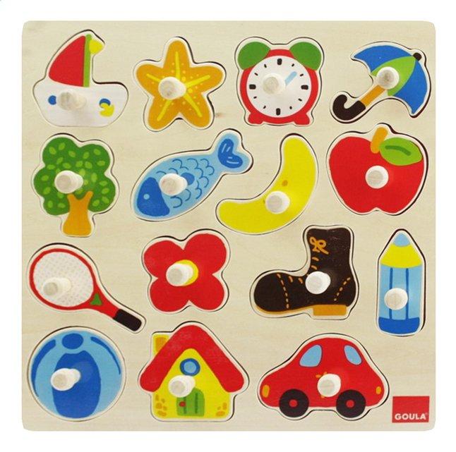 Image pour Goula puzzle à boutons Silhouettes à partir de DreamLand
