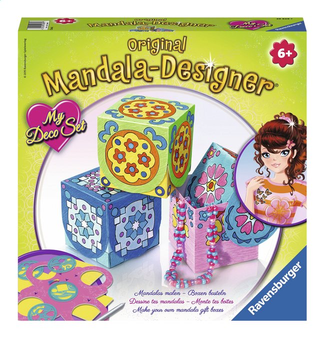 Image pour Ravensburger Original Mandala-Designer My Deco Set Classic à partir de DreamLand